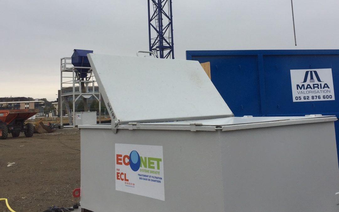 Mise en place d'une ECONET CITY et d'une ECONET STD AUTO pour l'entreprise BOURDARIOS